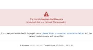 DNS Filter